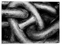 Chains, Acrylic Print