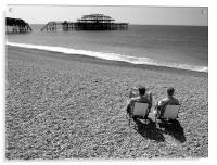 Perfect British Summer, Acrylic Print