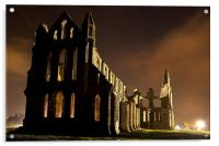 Whitby Abbey, Acrylic Print