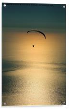 Shining Sea, Acrylic Print