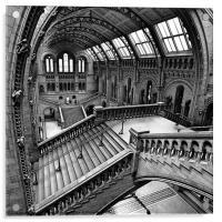 London, The Escher View, Acrylic Print