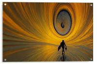 Surfs Up., Acrylic Print