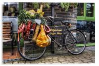 Olde Bike, Acrylic Print