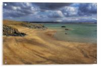 Dream Beach, Acrylic Print