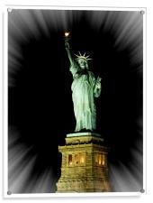 Statue of Liberty NYC, Acrylic Print