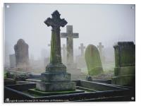 Ethereal Graveyard, Acrylic Print