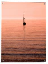 Morning Sail, Acrylic Print
