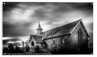 The Old Church Llandrindod Wells, Acrylic Print