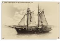 Atlya, Spanish Tall Ship, Acrylic Print