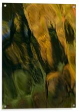 Agua Art , Acrylic Print