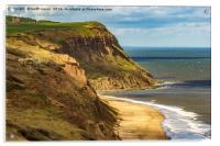 Imposing Cliffs, Acrylic Print