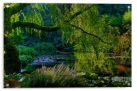 Enchanted Garden, Acrylic Print