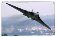 Avro Vulcan - Dawlish Air Show 2015, Acrylic Print