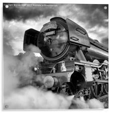 Flying Scotsman, Acrylic Print