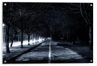 The Path Ahead, Acrylic Print
