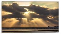 Rays of Life, Acrylic Print
