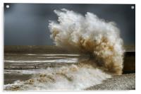 storm,brian,wales 2, Acrylic Print