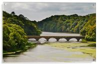 Eight Arch Bridge, Acrylic Print