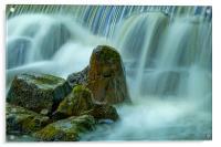 Highland Water, Acrylic Print