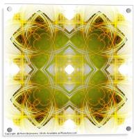 The Philosopher's Stone, Acrylic Print