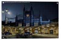 Bristol Temple Meads, Acrylic Print