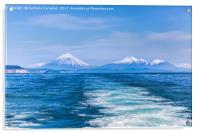 Pacific Ocean, Acrylic Print