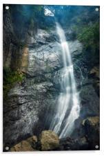 Waterfall, Acrylic Print