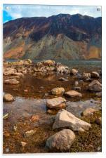 Stepping Stones, Acrylic Print