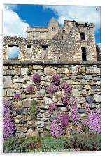 Castle Campbell , Scotland, Acrylic Print