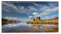 Eilean Donan Castle - Scotland, Acrylic Print