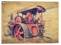 The Dingle, Acrylic Print