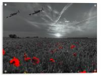Remembrance, Acrylic Print