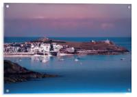 Beautiful St Ives., Acrylic Print