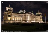 Reichstag German Parliament , Acrylic Print