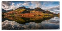 Buttermere Reflected, Acrylic Print