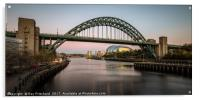 Tyne Bridge , Acrylic Print