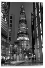 The Shard - London, Acrylic Print