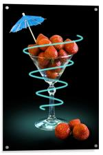 Fruit Cocktail, Acrylic Print