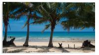 Paradise Island #2, Acrylic Print