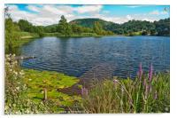 Grasmere,Lake District UK, Acrylic Print