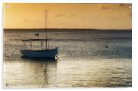 Dream Boat, Acrylic Print