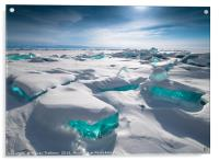 Baikal Treasures, Acrylic Print