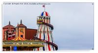 Helter skelter., Acrylic Print