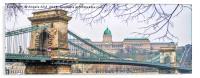 Chain Bridge., Acrylic Print