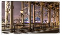 The Tyne Bridge Newcastle , Acrylic Print