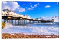 Brighton Palace Pier, Acrylic Print