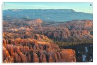 Bryce Canyon, Acrylic Print
