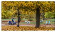 Seasonal Relaxation, Acrylic Print