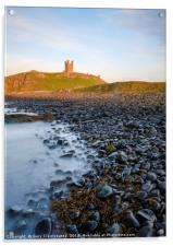 The Castle Ruins, Acrylic Print