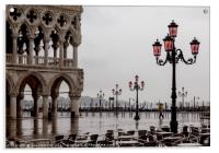 Venice Lights, Acrylic Print
